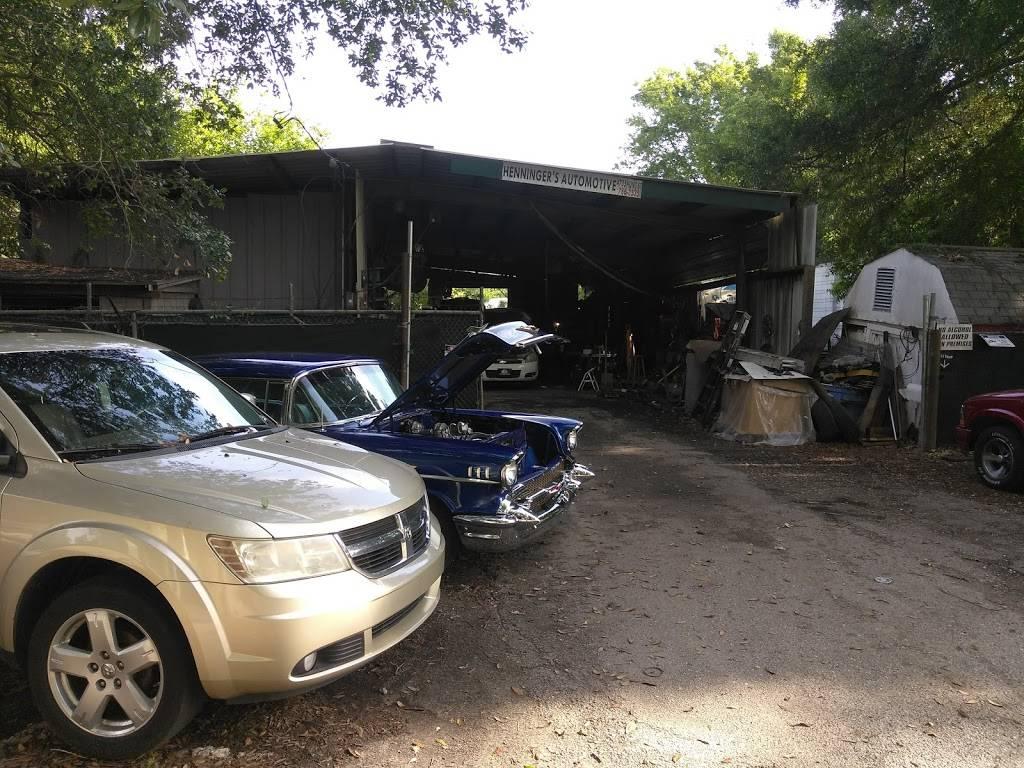 Henninger Automotive Repair - car repair    Photo 2 of 2   Address: 4735 Hunt St, Jacksonville, FL 32254, USA   Phone: (904) 786-3535