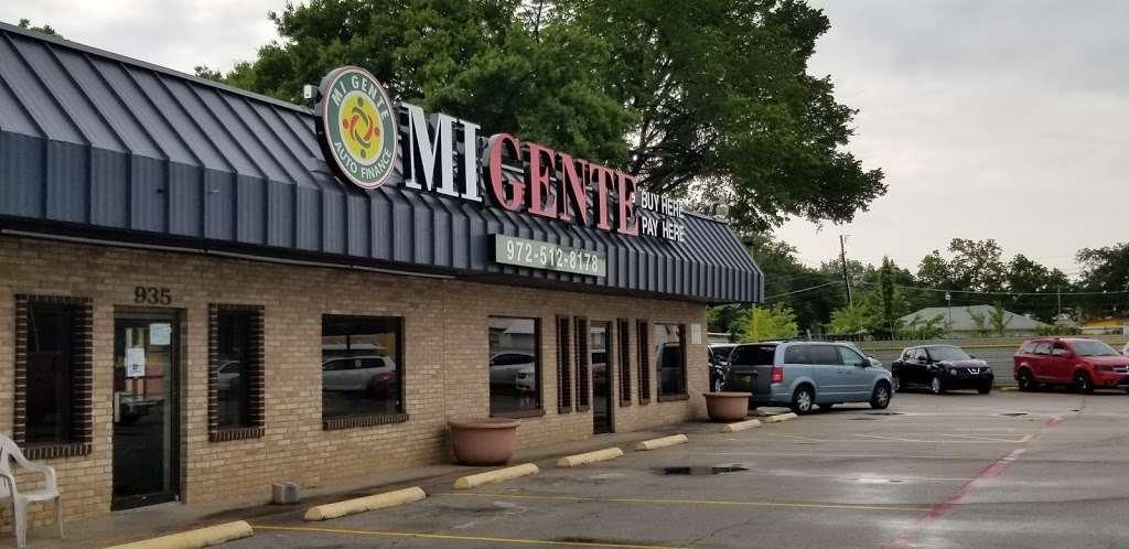 Mi Gente Dallas - car dealer  | Photo 4 of 10 | Address: 935 S Buckner Blvd, Dallas, TX 75217, USA | Phone: (972) 512-8178