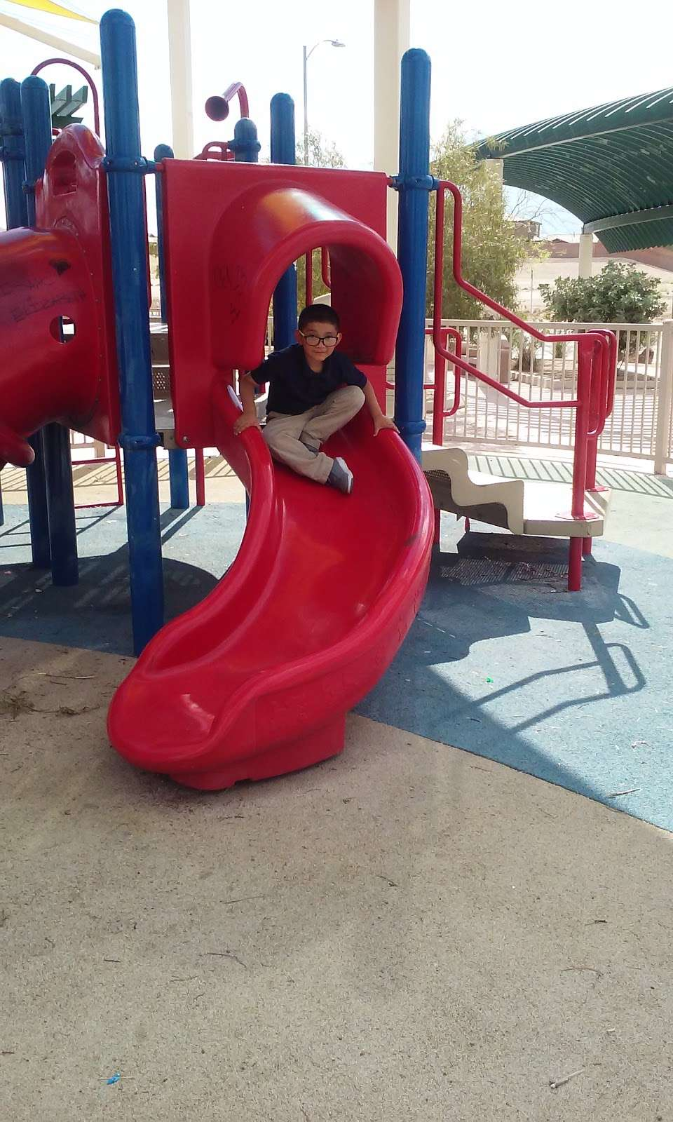 Desert Horizons Park - park  | Photo 6 of 10 | Address: 3750 Simmons Street,, North Las Vegas, NV 89032, USA | Phone: (702) 633-1171