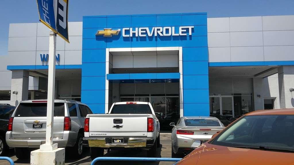 Win Chevrolet Service 2201 E 223rd St Carson Ca 90810 Usa