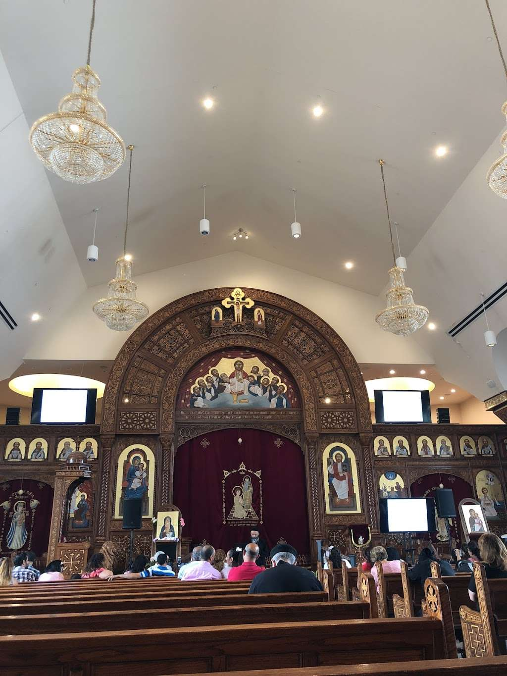 St.Abanoub & St.Anthony Coptic Orthodox Church - church  | Photo 10 of 10 | Address: 1325 John Fitzgerald Kennedy Blvd, Bayonne, NJ 07002, USA