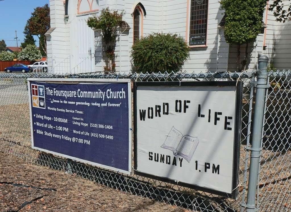 Living Hope Fellowship Center - church    Photo 7 of 7   Address: 7160 Graham Ave, Newark, CA 94560, USA   Phone: (510) 791-1065