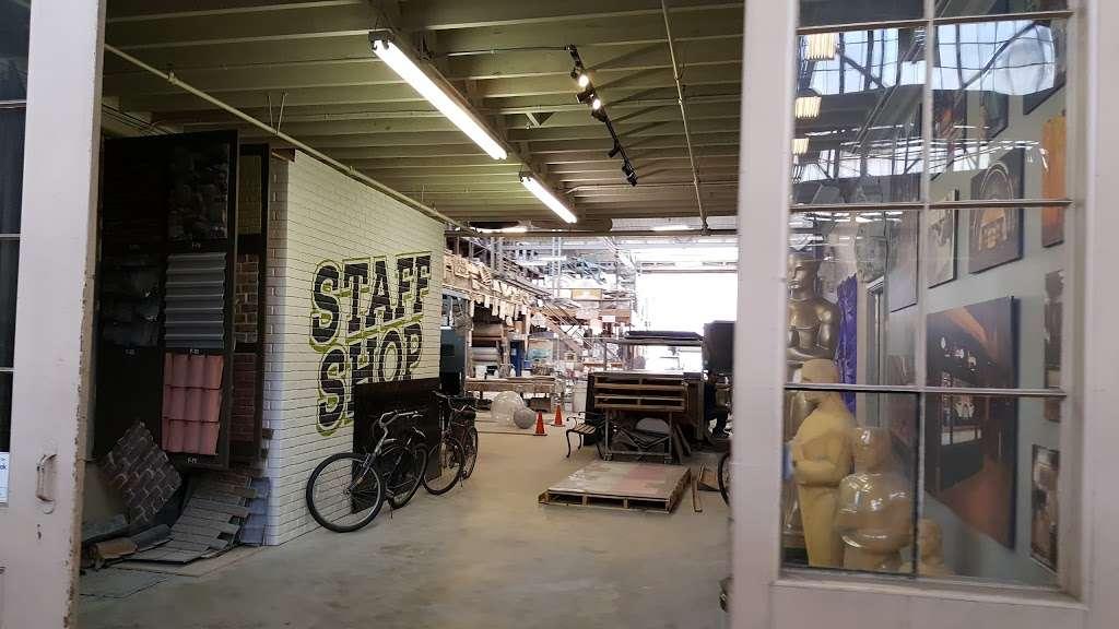 Warner Bros Studios - electronics store  | Photo 10 of 10 | Address: 461 S California St, Burbank, CA 91505, USA