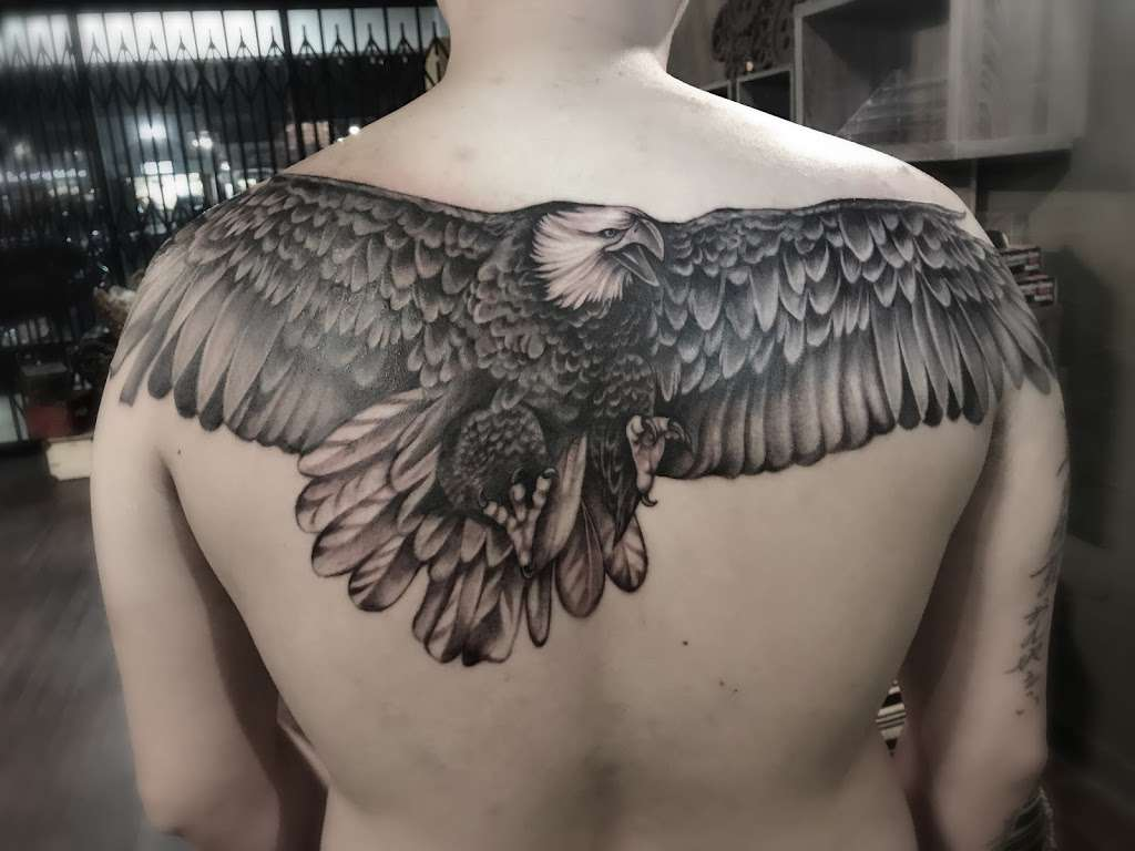 243b398981320 Baron Art tattoo studio - Store   3944 Peck Rd B5, El Monte, CA ...