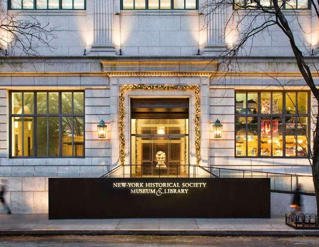 New-York Historical Society - museum  | Photo 3 of 10 | Address: 170 Central Park West, New York, NY 10024, USA | Phone: (212) 873-3400