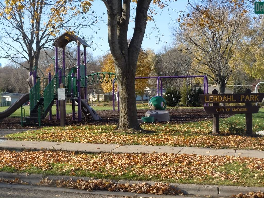 Lerdahl Park - park    Photo 2 of 4   Address: 3514 Little Fleur Ln, Madison, WI 53704, USA   Phone: (608) 266-4711