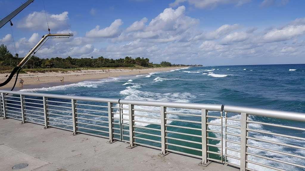 Ocean Inlet Park - park    Photo 4 of 10   Address: 6990 N Ocean Blvd, Boynton Beach, FL 33435, USA   Phone: (561) 966-6600