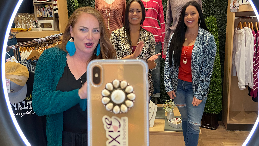 Moxie a sass + class boutique - clothing store  | Photo 8 of 9 | Address: 2431 N Greenwich Rd Suite 107, Wichita, KS 67226, USA | Phone: (316) 719-3693