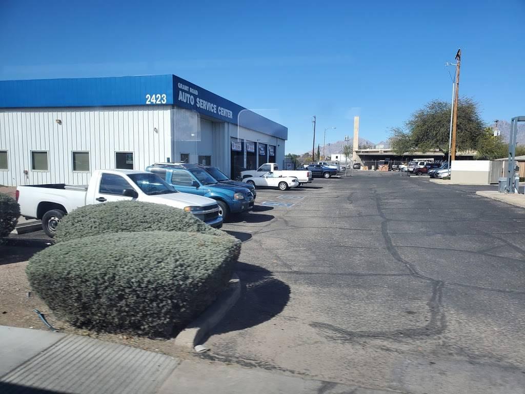 Grant Road Auto Service - car repair  | Photo 1 of 9 | Address: 2423 E Grant Rd, Tucson, AZ 85719, USA | Phone: (520) 327-2251