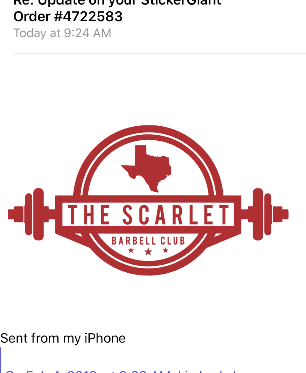 The Scarlet Barbell Club - gym  | Photo 4 of 5 | Address: 18790 US-59, New Caney, TX 77357, USA | Phone: (832) 793-5105