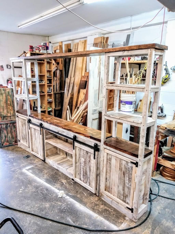 OL 2 NU Custom reclaimed wood rustic coastal farmhouse wood furn - painter  | Photo 7 of 9 | Address: 1749 Virginia Beach Blvd Unit #101, Virginia Beach, VA 23454, USA | Phone: (757) 907-2265