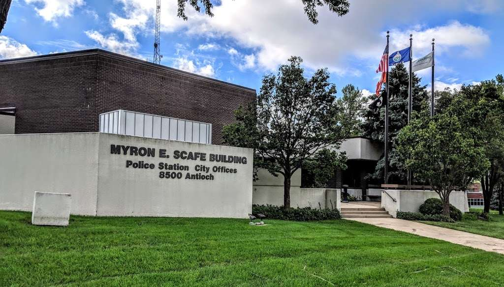 Myron Scafe Building - local government office  | Photo 1 of 6 | Address: 8500 Antioch Rd, Overland Park, KS 66212, USA | Phone: (913) 895-6270