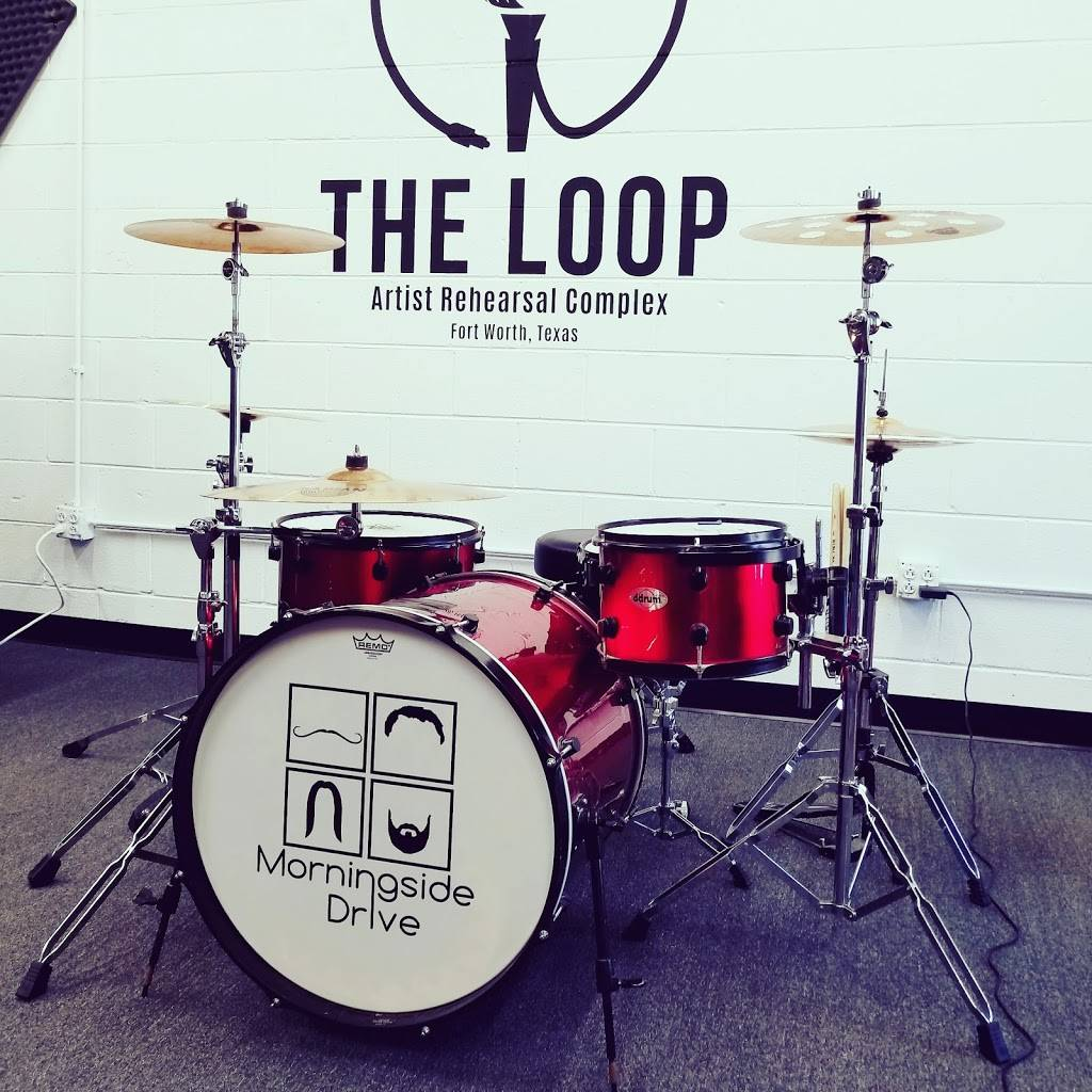 The Loop Artist Rehearsal Complex - electronics store  | Photo 2 of 4 | Address: 2016 Evans Ave, Fort Worth, TX 76104, USA | Phone: (682) 316-3926