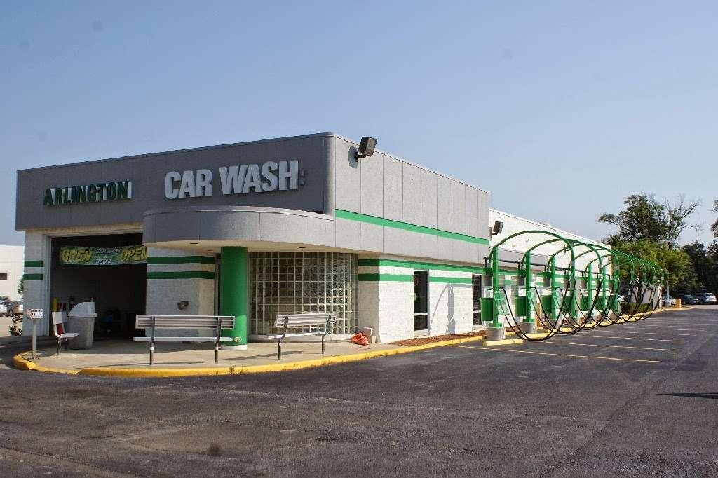 Arlington Car Wash - car wash  | Photo 1 of 5 | Address: 2031 N Rand Rd, Palatine, IL 60074, USA | Phone: (847) 485-1400