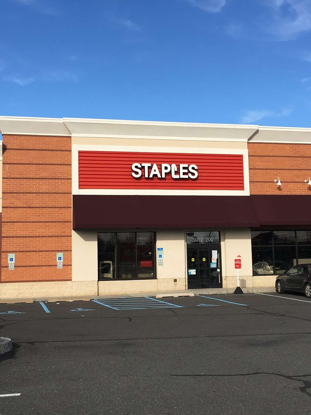 Staples - furniture store  | Photo 10 of 10 | Address: 315 US Hwy 206 Suite 200, Hillsborough Township, NJ 08844, USA | Phone: (908) 281-6896