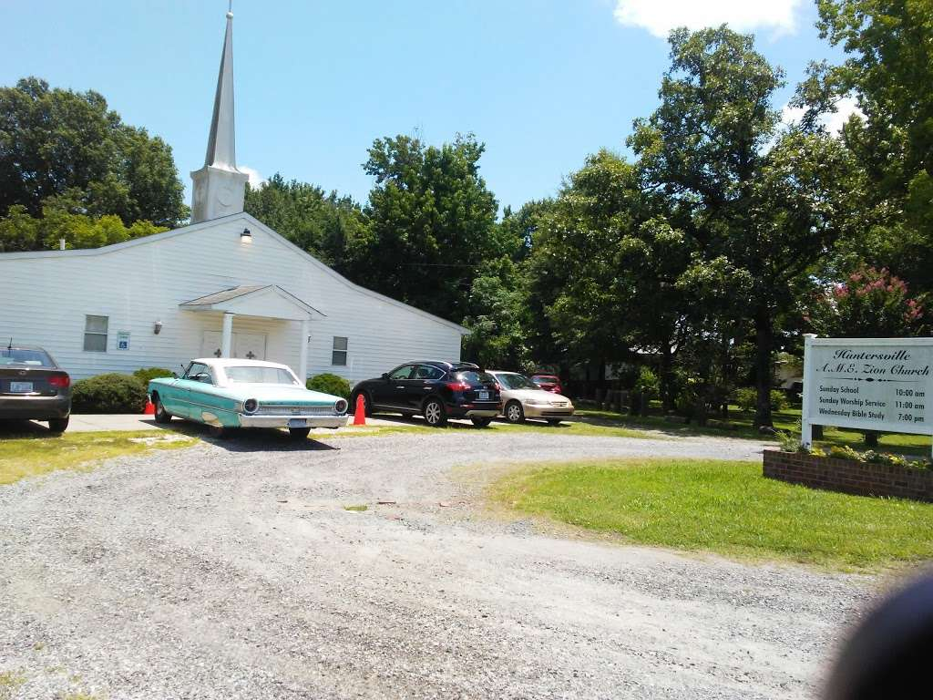 Huntersville A.m.e Zion Church - church  | Photo 4 of 5 | Address: S Church St, Huntersville, NC 28078, USA | Phone: (704) 875-9121