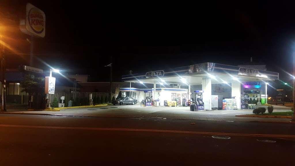 Delta Gas Station - gas station  | Photo 9 of 9 | Address: 9280 John Fitzgerald Kennedy Blvd, North Bergen, NJ 07047, USA | Phone: (201) 854-3800