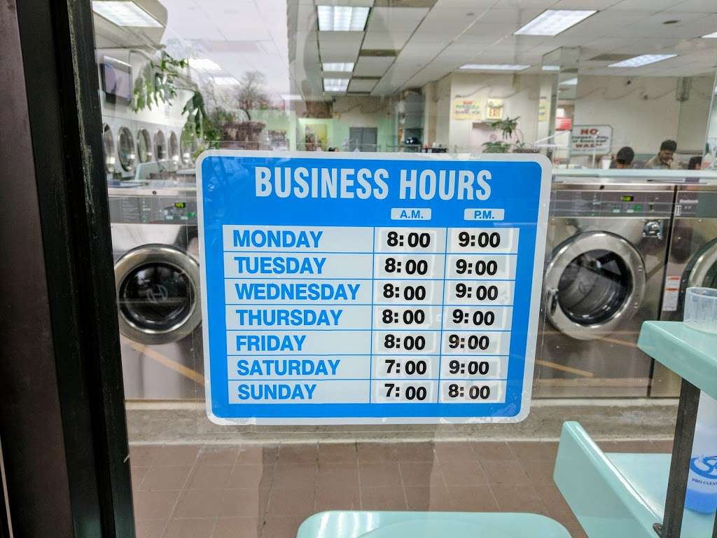 Spring Laundromat - laundry  | Photo 2 of 2 | Address: 3600 Park Ave, South Plainfield, NJ 07080, USA | Phone: (732) 645-7914