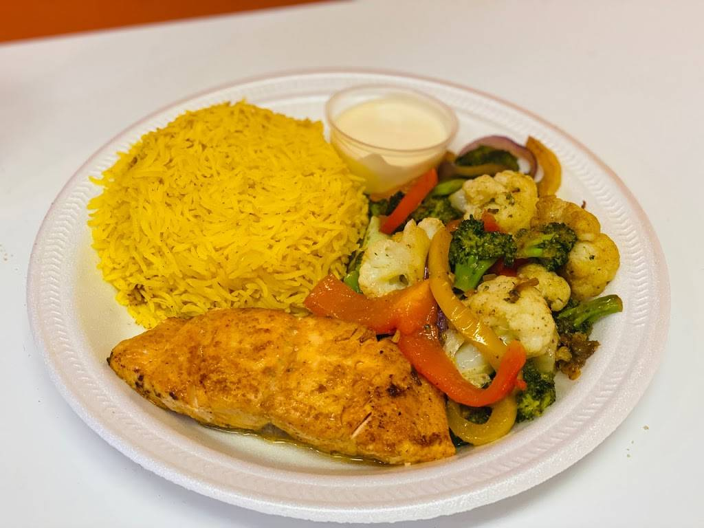 Buffalo Halal Kabab & Grill - restaurant  | Photo 2 of 8 | Address: 2359 Millersport Hwy #1221, Getzville, NY 14068, USA | Phone: (716) 932-7357