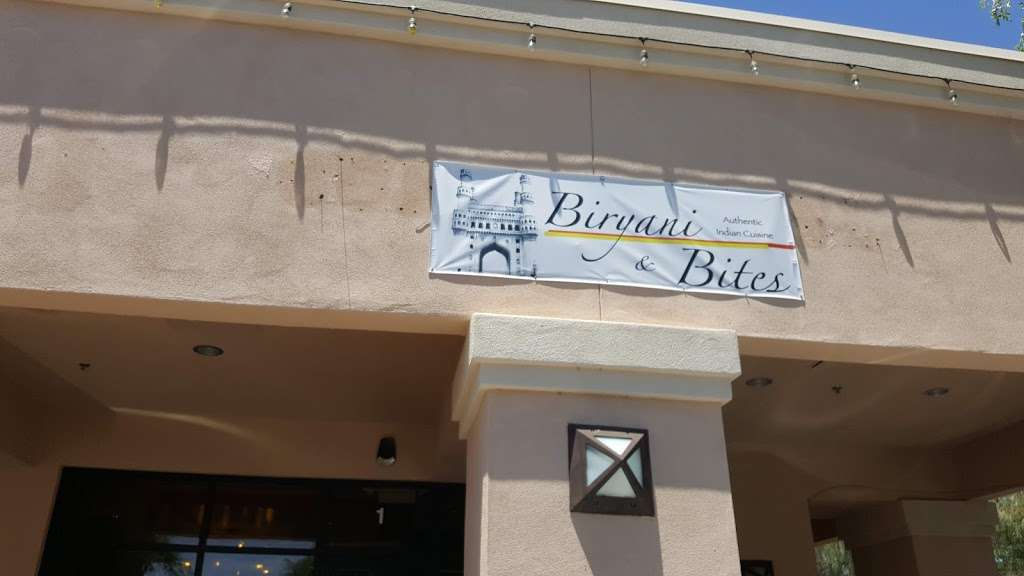 Biryani and Bites - restaurant  | Photo 4 of 9 | Address: 955 W Chandler Heights Rd Suite #1, Chandler, AZ 85248, USA | Phone: (480) 699-4455