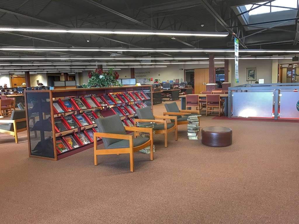 LCCC Rothrock Library - library  | Photo 1 of 7 | Address: 4750 Orchard Rd, Schnecksville, PA 18078, USA | Phone: (610) 799-1150