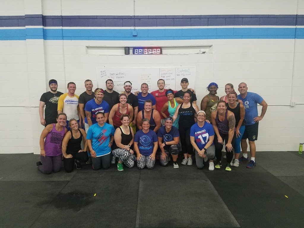 CrossFit Osiris - gym    Photo 4 of 10   Address: 9250 Holly St NW, Coon Rapids, MN 55433, USA   Phone: (763) 301-5020
