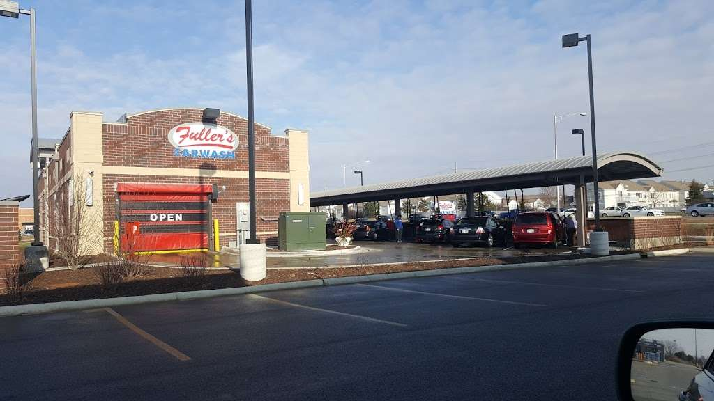 Fullers Car Wash - car wash  | Photo 10 of 10 | Address: 1180 S Randall Rd, Elgin, IL 60124, USA | Phone: (708) 300-6968
