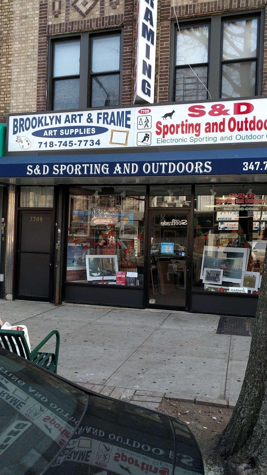 Brooklyn Art Corporation - art gallery  | Photo 2 of 2 | Address: 7709 5th Ave, Brooklyn, NY 11209, USA | Phone: (718) 745-7734