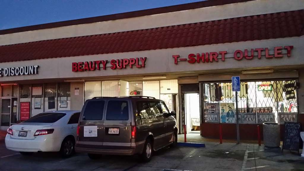 BEAUTYZONE BEAUTY SUPPLY - store  | Photo 2 of 2 | Address: 922 S Central Ave, Compton, CA 90220, USA | Phone: (310) 632-7288
