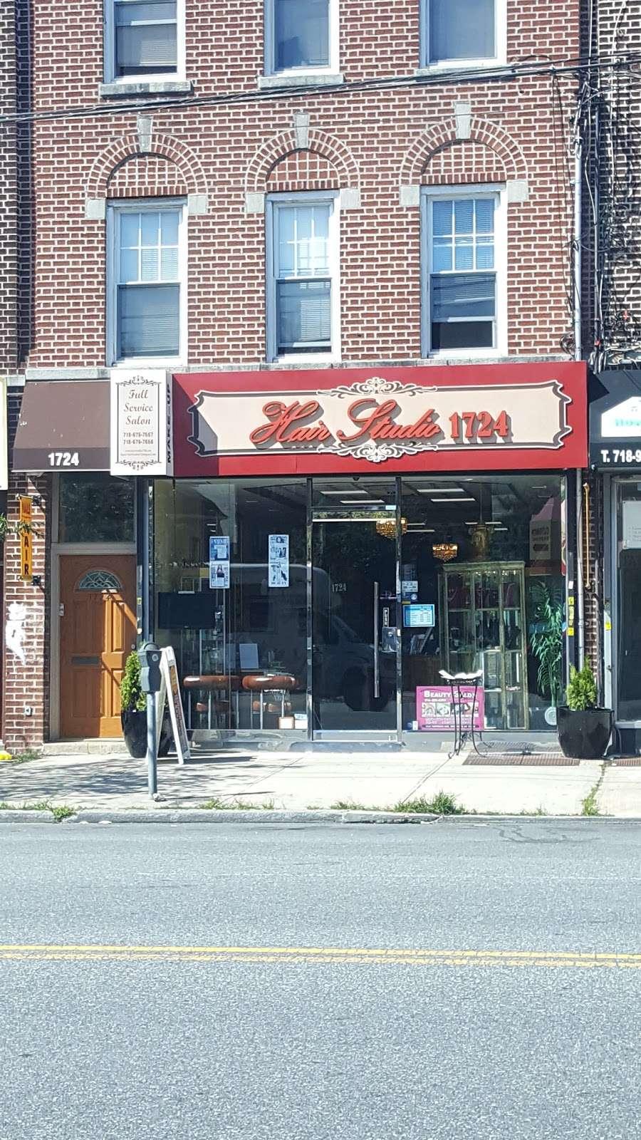 HairStudio1724 Salon & Day Spa - hair care  | Photo 4 of 10 | Address: 1724 Flatbush Ave, Brooklyn, NY 11210, USA | Phone: (718) 676-7666
