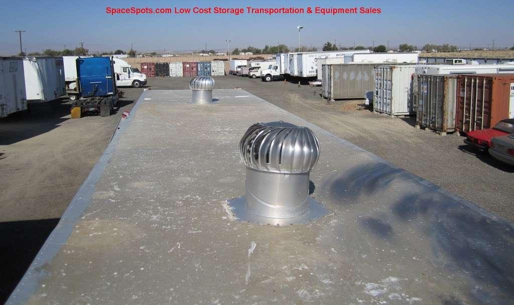 Space Spots LLC - storage    Photo 4 of 10   Address: 427 W Ave G, Lancaster, CA 93534, USA   Phone: (818) 305-4433