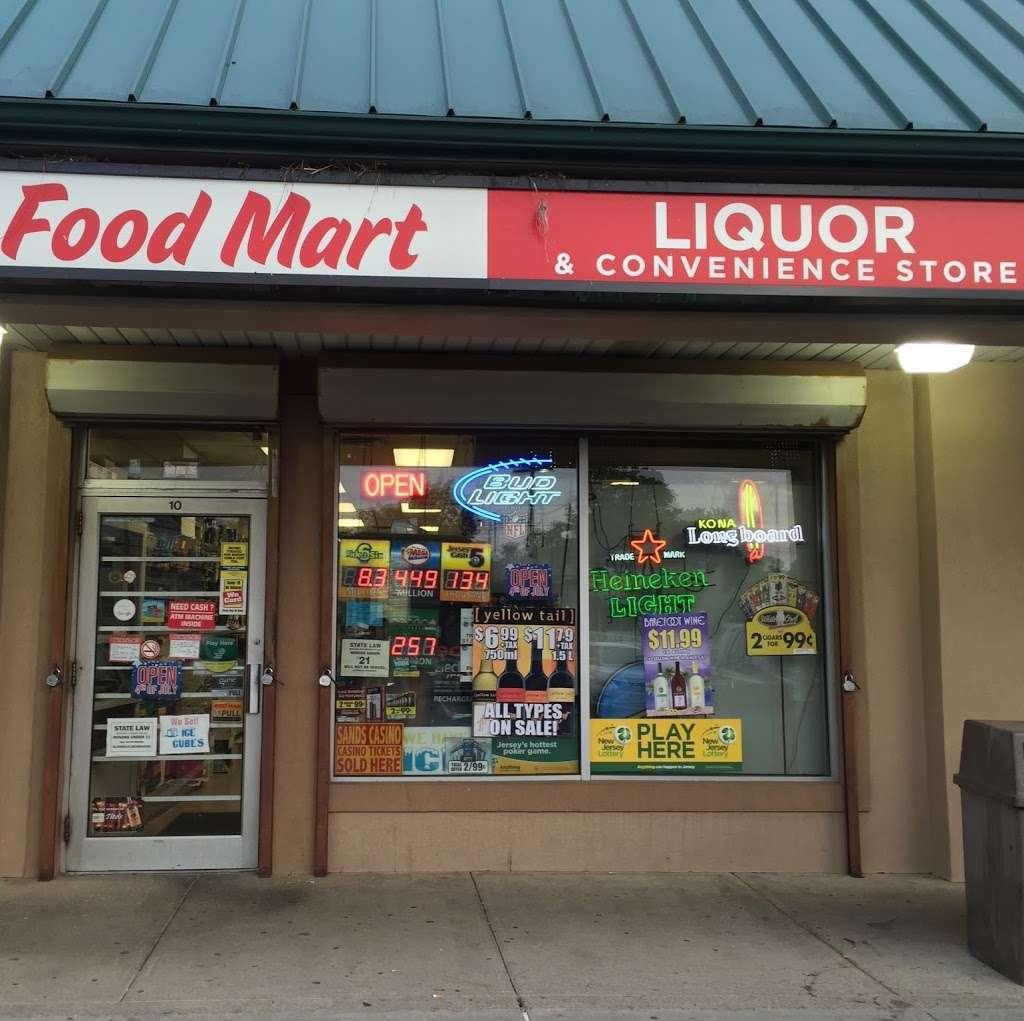 Food Mart Liquor & Convenience - convenience store  | Photo 3 of 10 | Address: 430 Market St # 10, Elmwood Park, NJ 07407, USA | Phone: (201) 791-0608