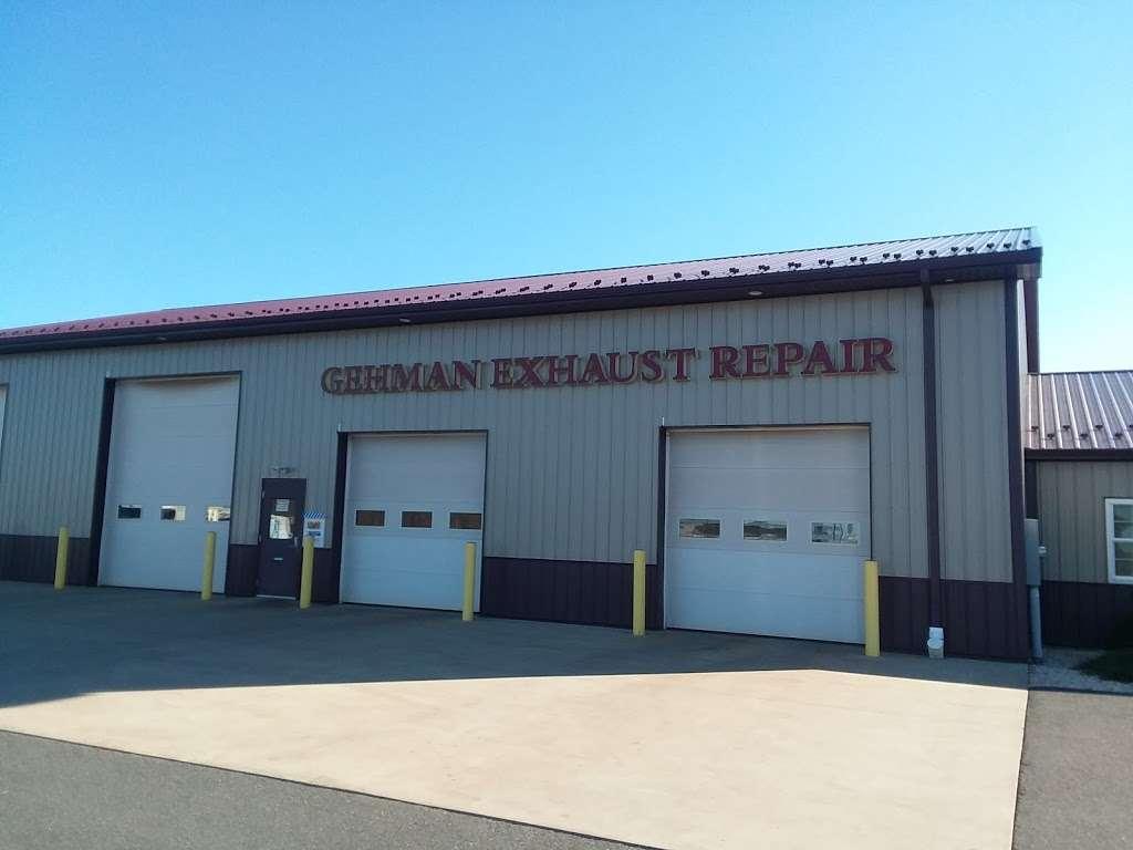 Gehman Exhaust - car repair  | Photo 4 of 10 | Address: 123 Andrews Way, Mohnton, PA 19540, USA | Phone: (717) 445-7343