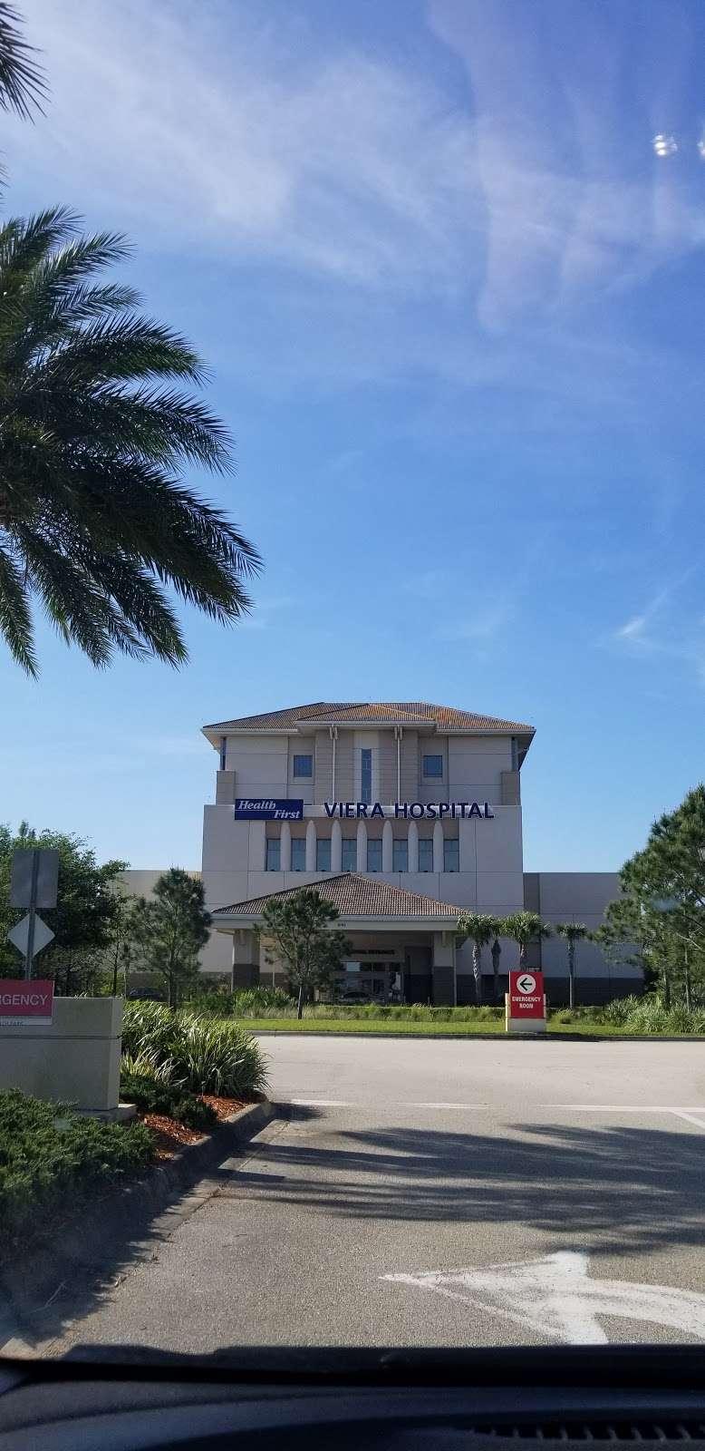 Health First Viera Hospital - hospital    Photo 5 of 10   Address: 8745 N Wickham Rd, Melbourne, FL 32940, USA   Phone: (321) 434-9000