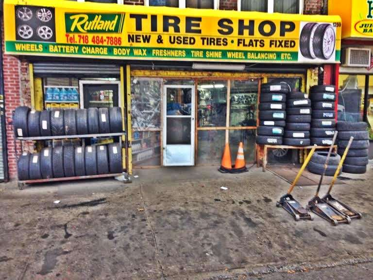 Rutland Tire Shop - car repair  | Photo 2 of 2 | Address: 1259 E New York Ave, Brooklyn, NY 11212, USA | Phone: (718) 484-7886
