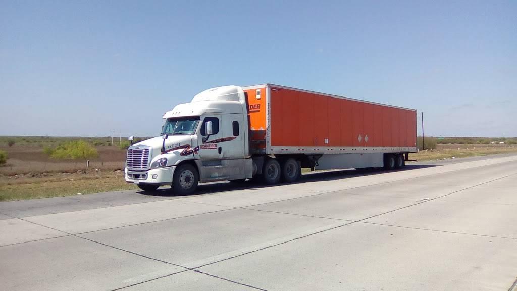 Schneider National Inc - moving company    Photo 3 of 10   Address: 14405 Maquila Loop, Laredo, TX 78045, USA   Phone: (956) 722-3022