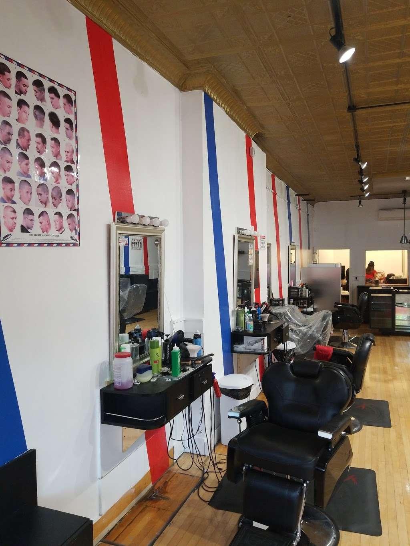 International Cuts Barbershop - hair care  | Photo 1 of 4 | Address: 107-05 Rockaway Blvd, Ozone Park, NY 11417, USA | Phone: (347) 494-5784