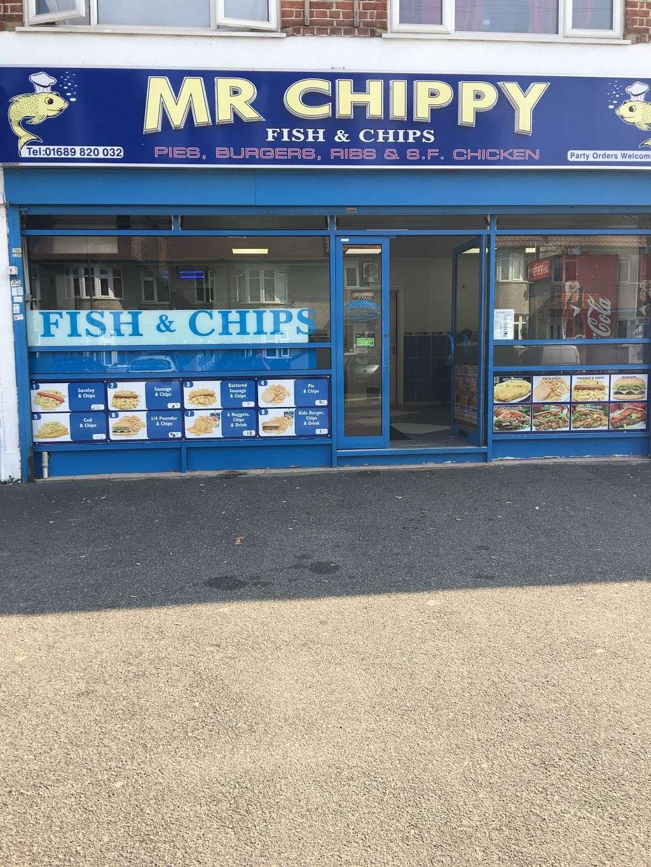 Mr chippy - meal takeaway    Photo 8 of 10   Address: 8 Crays Parade Main Road, Orpington, Orpington kent BR5 3HG, UK   Phone: 01689 820032