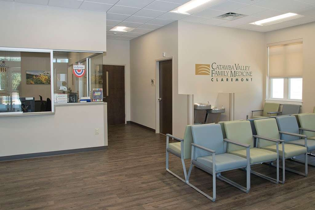 Catawba Valley Family Medicine - Claremont - hospital  | Photo 4 of 4 | Address: 3114 W Main St, Claremont, NC 28610, USA | Phone: (828) 459-7324