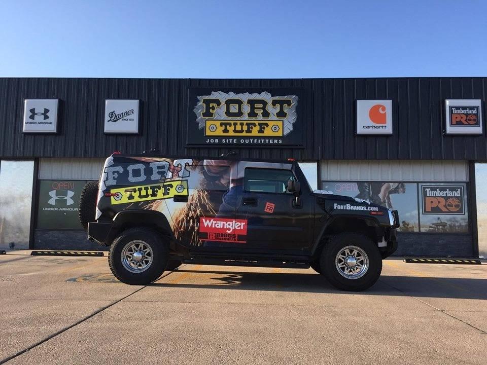 Fort Tuff - North Lincoln - shoe store    Photo 1 of 10   Address: 3630 Cornhusker Hwy Ste #1, Lincoln, NE 68504, USA   Phone: (402) 413-9020