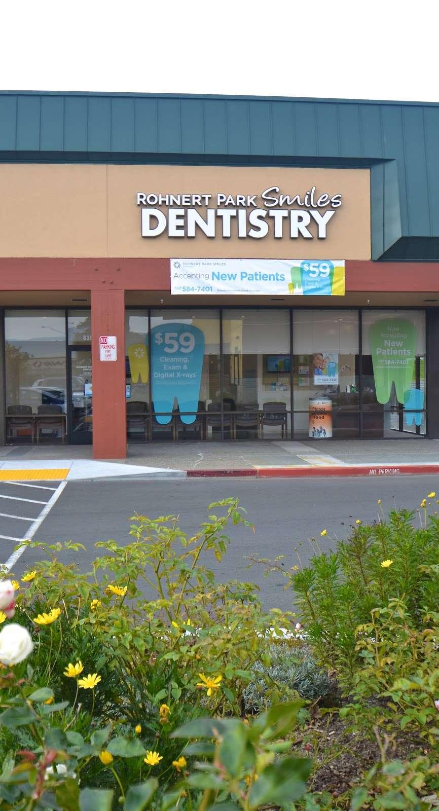 Rohnert Park Smiles Dentistry - dentist    Photo 4 of 10   Address: 6315 Commerce Blvd, Rohnert Park, CA 94928, USA   Phone: (707) 584-7401