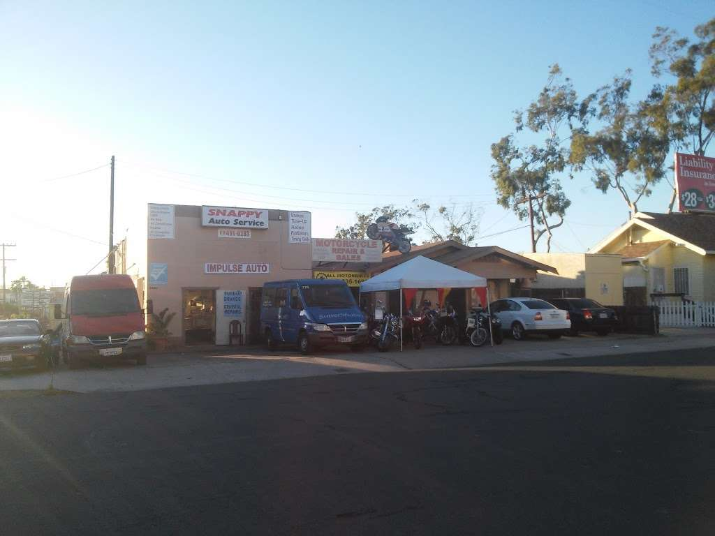 Snappy Auto Repair - car repair  | Photo 1 of 3 | Address: 4234 Mississippi St, San Diego, CA 92104, USA | Phone: (619) 491-0283