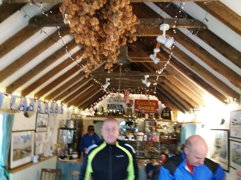 The Old Bakery Tea Room - cafe  | Photo 1 of 5 | Address: The Landway, Shoreham, Sevenoaks TN14 7TD, UK
