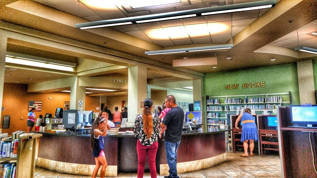 Alexander Library - library  | Photo 6 of 6 | Address: 1755 W Alexander Rd, North Las Vegas, NV 89032, USA | Phone: (702) 633-2880