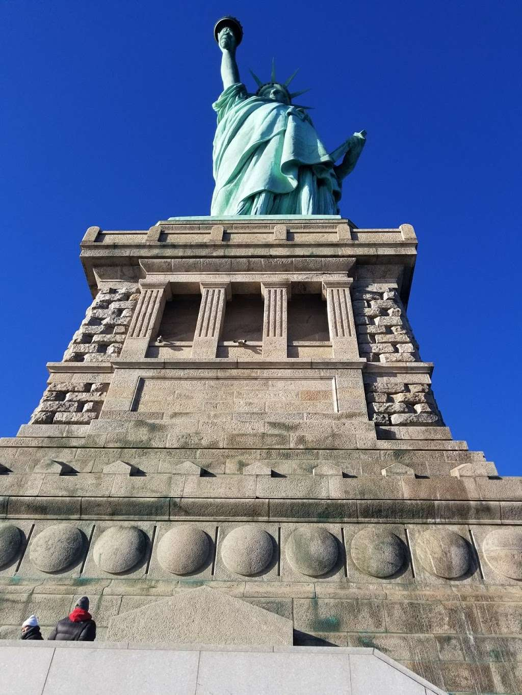 Liberty Island - park  | Photo 1 of 10 | Address: New York, NY 10004, USA | Phone: (212) 363-3200