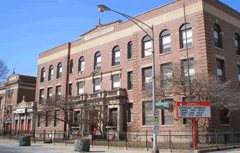 Visitation Catholic School - school  | Photo 1 of 9 | Address: 900 W Garfield Blvd, Chicago, IL 60609, USA | Phone: (773) 373-5200