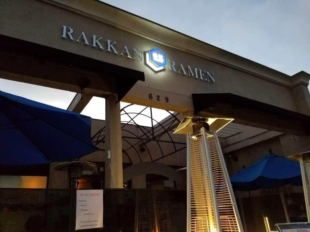 RAKKAN Ramen-Redondo Beach - restaurant  | Photo 3 of 10 | Address: 629 S Pacific Coast Hwy, Redondo Beach, CA 90277, USA | Phone: (310) 543-0586