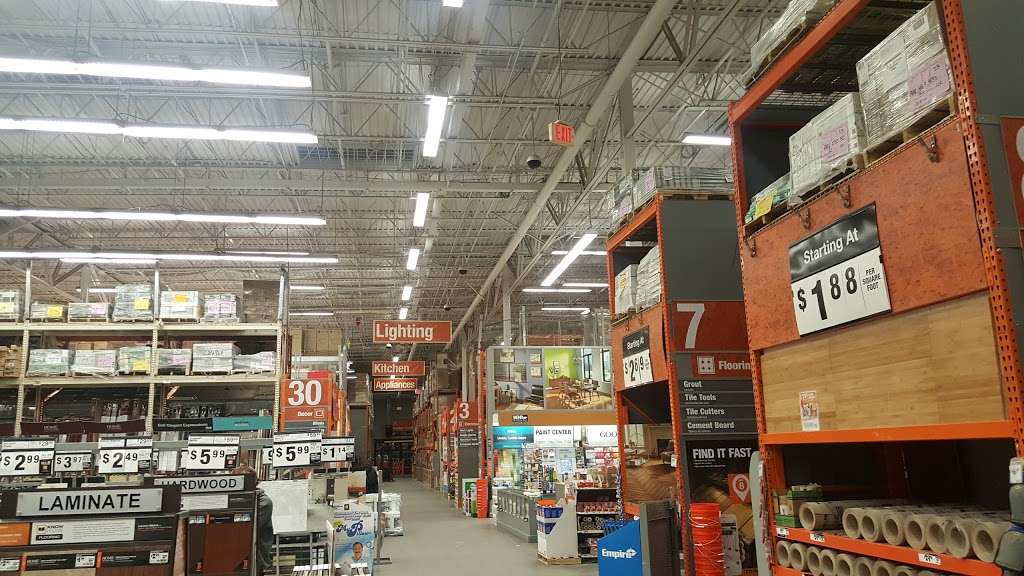 The Home Depot - hardware store  | Photo 6 of 10 | Address: 1055 Paterson Plank Rd, Secaucus, NJ 07094, USA | Phone: (201) 271-1200