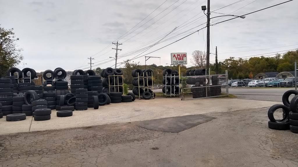 A Plus Tire - car repair    Photo 6 of 6   Address: 3700 Dickerson Pike, Nashville, TN 37207, USA   Phone: (615) 732-0877