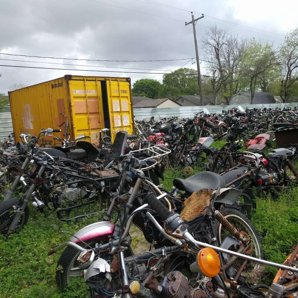 Houston Motorcycle Salvage - car repair  | Photo 3 of 5 | Address: 3317 Red Bluff Rd, Pasadena, TX 77503, USA | Phone: (713) 472-0045